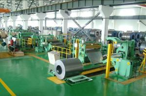 High Speed Slitting and Cut to Length Line-2