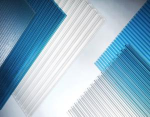 Polycarbonate Hollow Sheet with UV layer