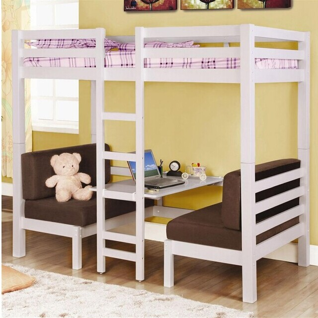 Multifunction bunk bed,student bed,wooden bed