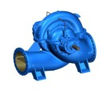 Horizontal Single Stage Sewage Pump