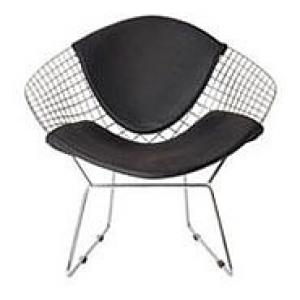 JSWMC-01 Open-wide Wired Metal Leisure Chair