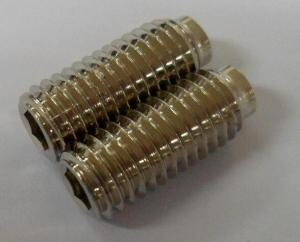 DIN915  Hexagon Socket Set Screws with Dog Point