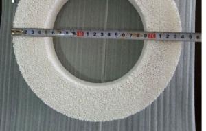 Casting Ceramic Foam Filter For Liquid Filter.