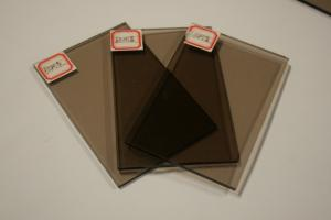 Building Glass Tinted Float Glass Euro Blonze Float Glass Sheet with CE, ISO Certificate 4mm -12mm