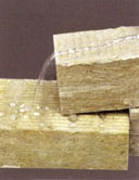 Ship rock wool
