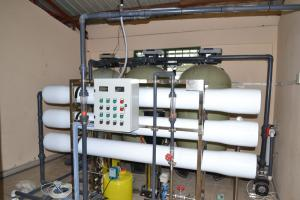 two thousand litres Pure Water Produce Line with RO System