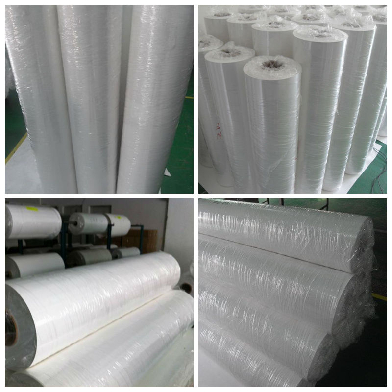 SPC-31 PPE Solar Backsheets for PV Module,1000*0.3mm. White Black and Blue SPC TPE TPT. Hot Sales. High Quality.