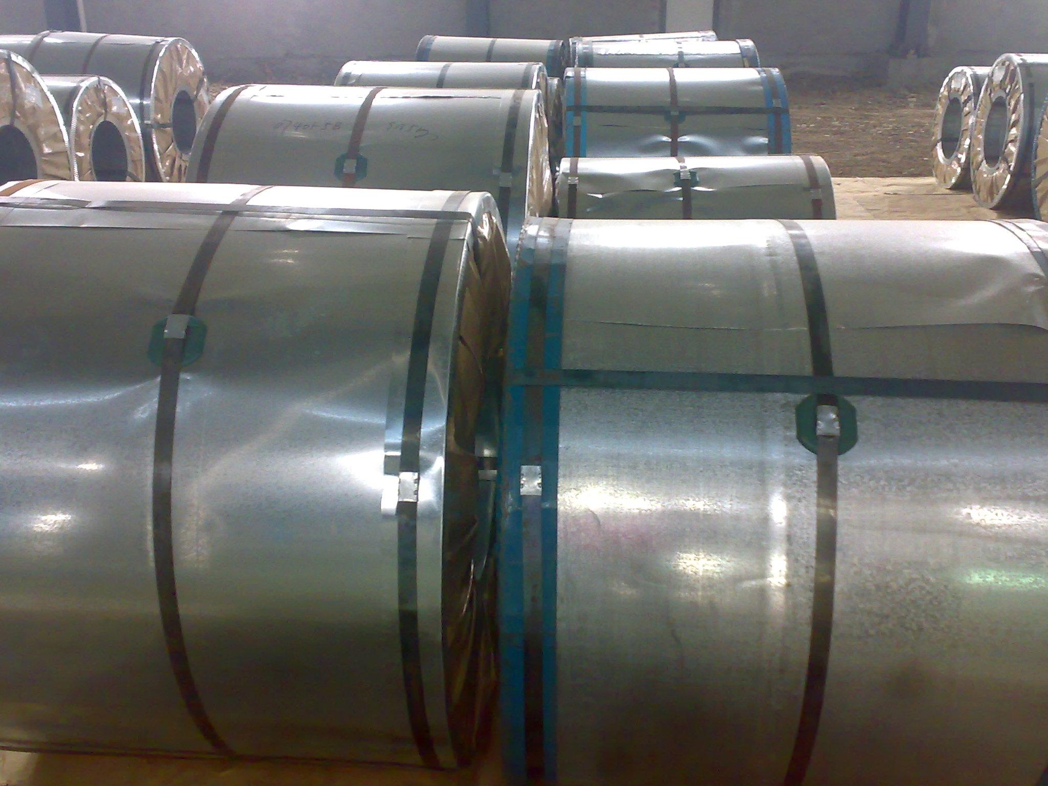 Prime Hot dip galvanized steel coil--SGCC DX51D