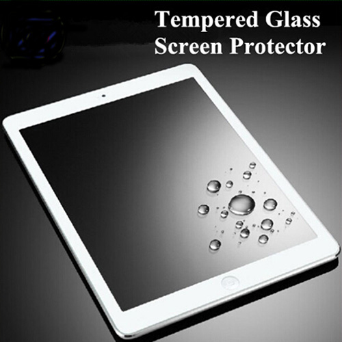 Ultra Clear Delicate Touch Toughened Glass Film for Ipad Air Tempered Screen Protector