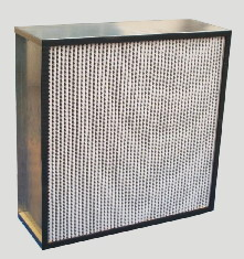 High temperature resistant HEPA