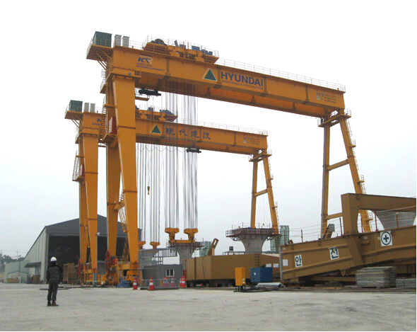 MG Gantry Crane