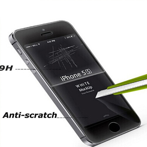 High Quality Tempered Glass Screen Protector for iphone 5 5s