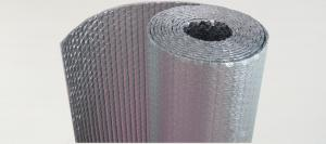 aluminum foil with PET for flexible duct insulation