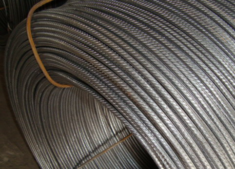Six mm Cold Rolled Steel Rebars with Good Quality