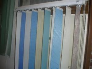 Sunscreen Fabric Vertical blinds vertical shutter