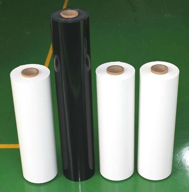 TPE-350 PPE TPT Solar Backsheet for PV Module.992*0.3mm. White Black Hot Sales. High Quality.