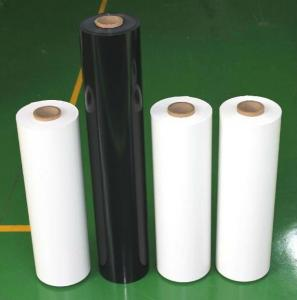 TPE-350 PPE TPT Solar Backsheet for PV Module.996*0.3mm. White Black Hot Sales. High Quality.