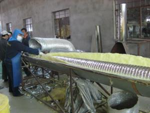 aluminum foil insulated air duct-1