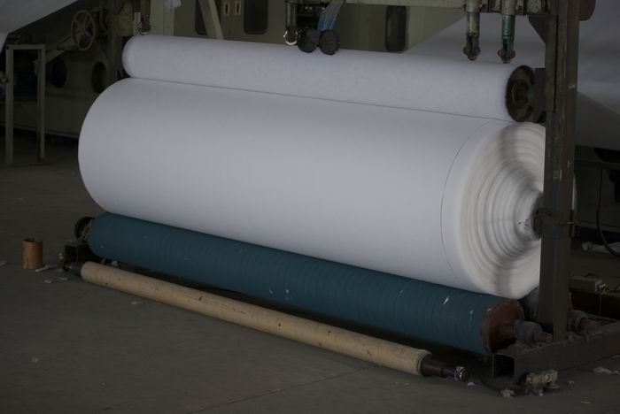 polyester mat base sheet for waterproofing membrane