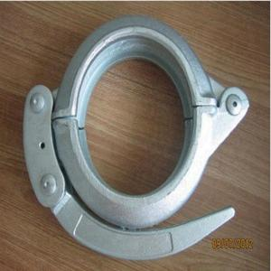 Concrete pump truck parts 3inch-6inch clamp coupling