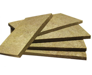 Industrial Equipment Rock Wool Board 80kg*50mm