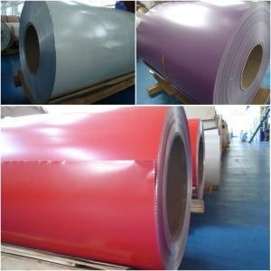PVDF coated aluminum alloy coil rolls