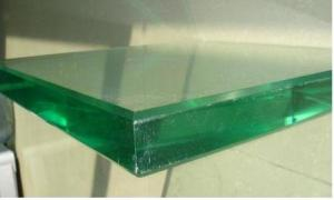 F Green Toughened glass19mm