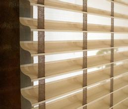 Polyester Shangrila Shades Blinds