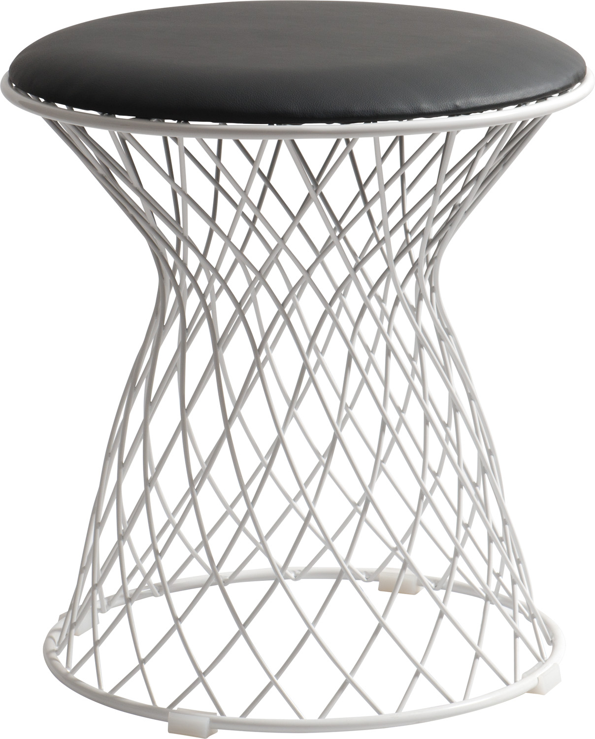 JSWMC-07   African Drum Shape Wired Metal Leisure Chair