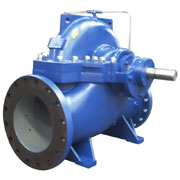 Type XS horizontal double-suction split case pump