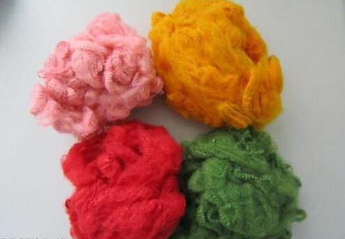 Virgin Colored Polyester Staple Fiber
