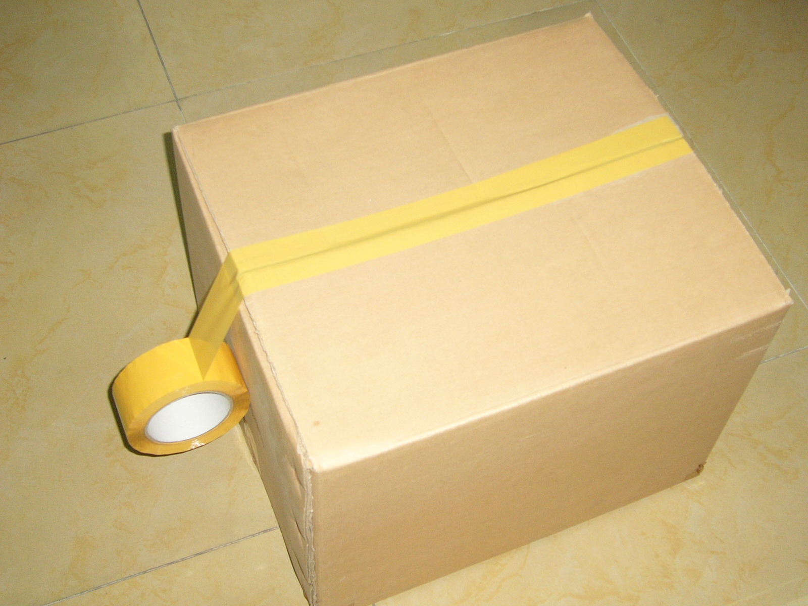 Bopp Super Clear Packing Tape