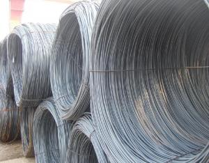 Five mm Cold Rolled Steel Rebars in Coils with High Quality