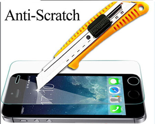 9H Hardness Tempered Glass Screen Protector for Iphone 6
