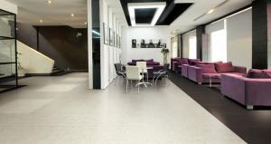 Thin tile Travertine series, SA-BLACK