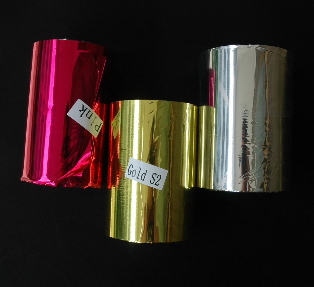 Metalized PET Color Film Supplier from China