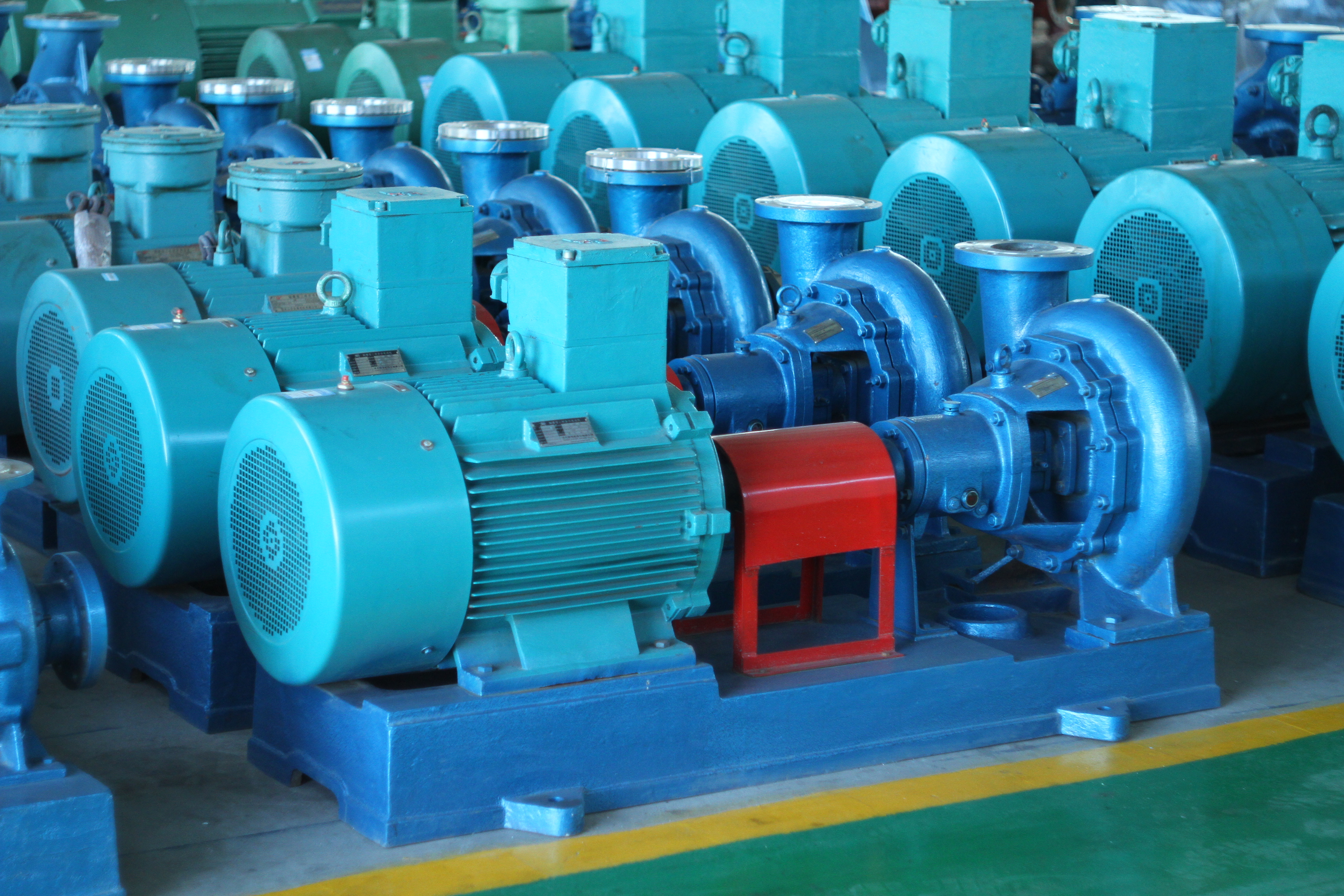 YID Series Slurry Pump