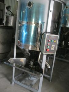 vertical upright model mixer plastic mixer