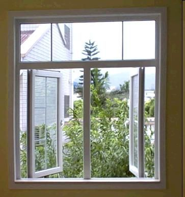 Aluminium Casement Window- AA6063