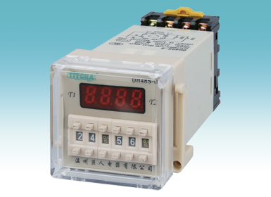 Time relay DC 12V 24V