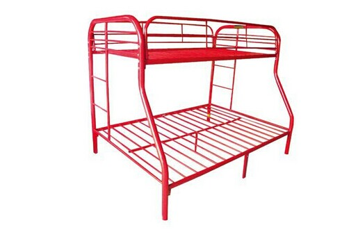 Triple Metal Bed