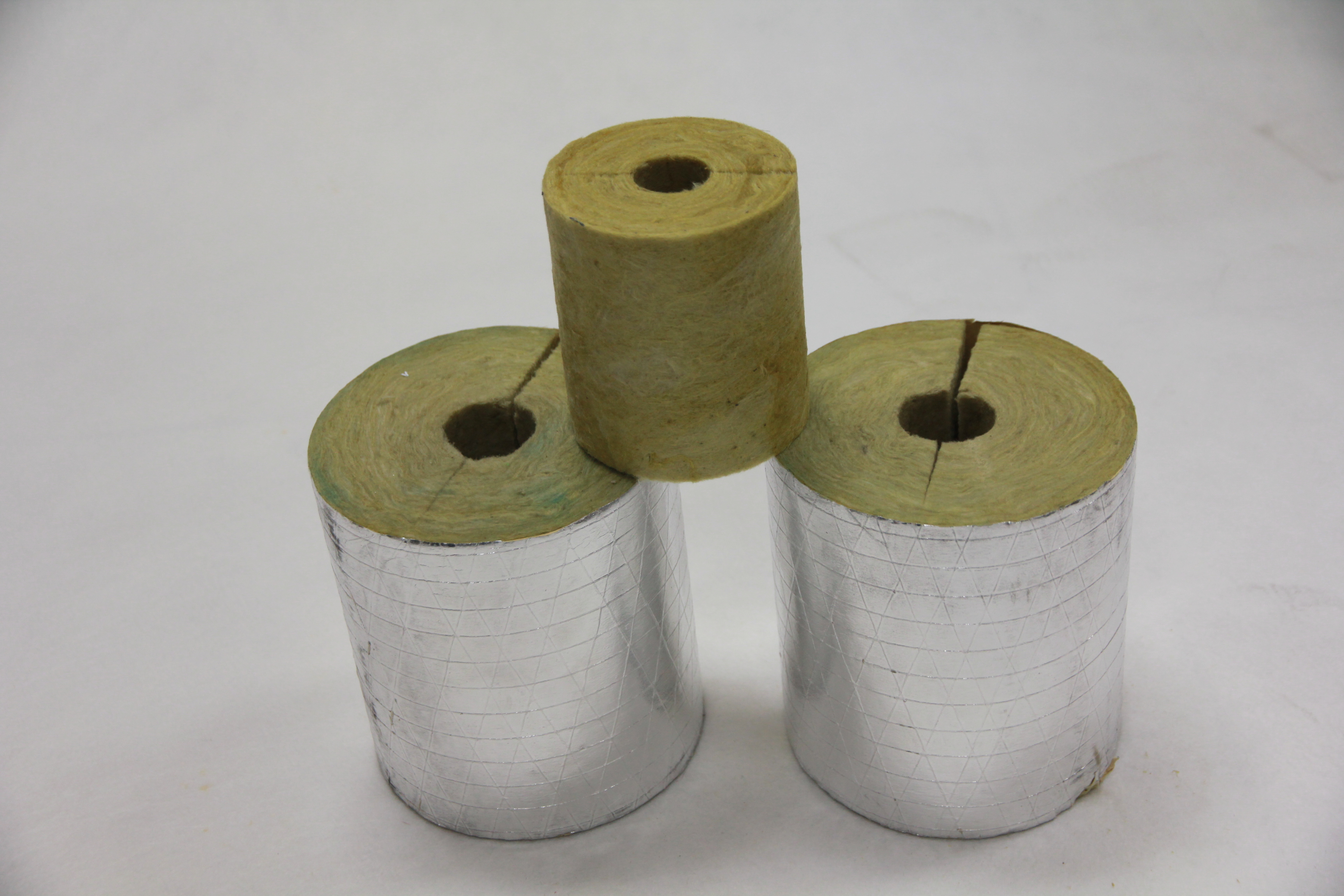 Rock Wool Pipe with a good Performance for Insulation