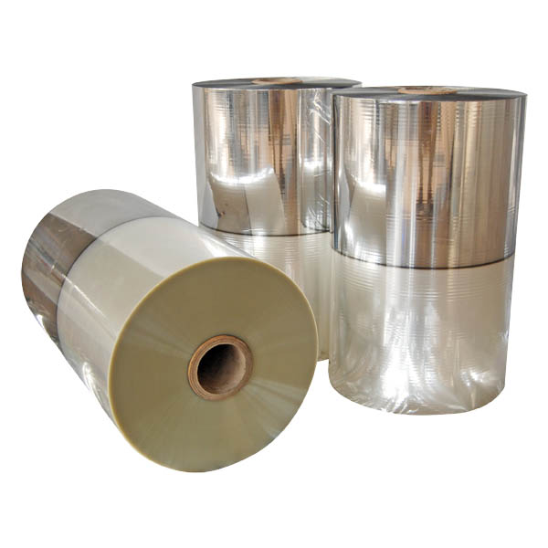 Metallized BOPP Packing Film Made in China