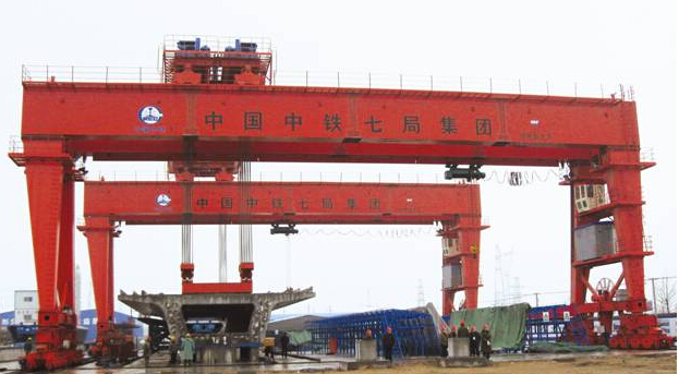 MG450 Rail-mounted Gantry Crane