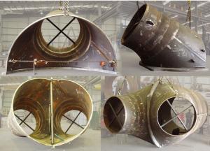 Sensitive Welding Cracking Steel Plates