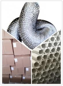 Combine Flexible Aluminum Air Duct