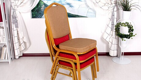 Stackable Modern Banquet Chairs