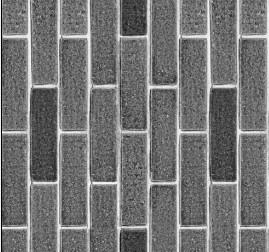 PRINGTING STEEL---brick pattern