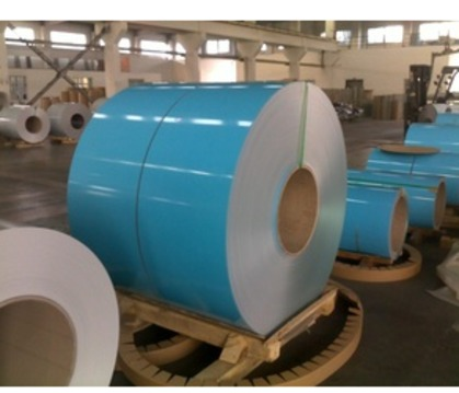 Colouful Aluminum Coil with Smooth and Beutiful Surfice