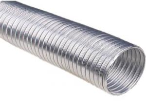 Double Layer  Aluminum Flexible Duct for HVAC